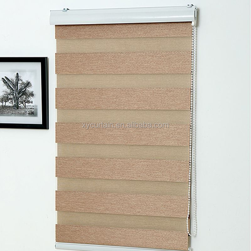 Zebra Roller Office Door Blinds Product On Alibaba