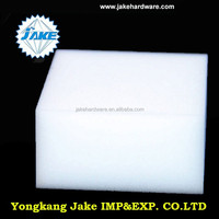 Popular High Quality Promotional melamine sponge white