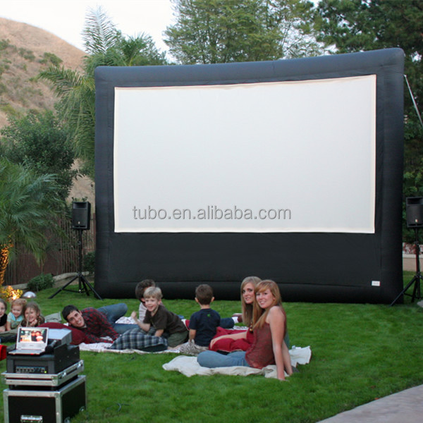 movie screen outdoor movie screen inflatable projector screens product