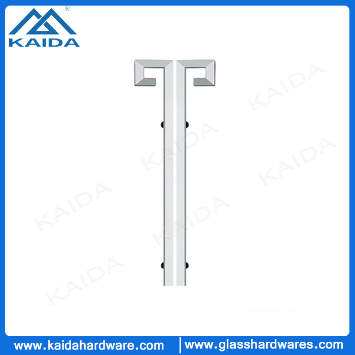 Best Selling Decorative Hotel glass door Handle with low price