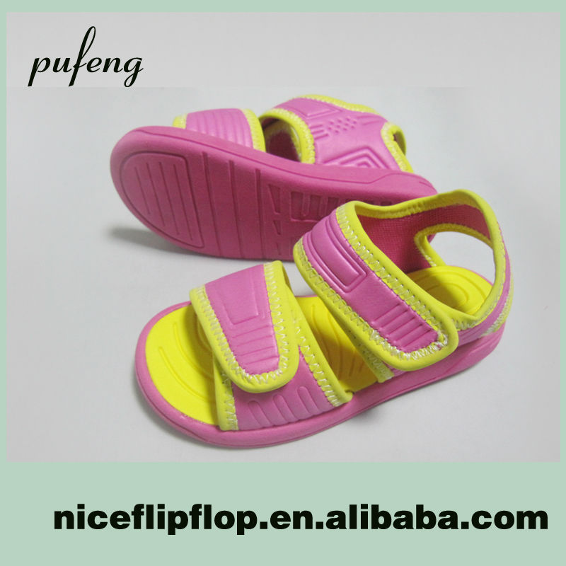 Fashion high quality cheap girls shoes rubber shoes made in China