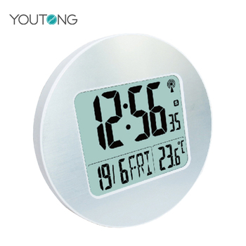 Customized Logo Wall Clock , Digital Wall Watch Low Online Price