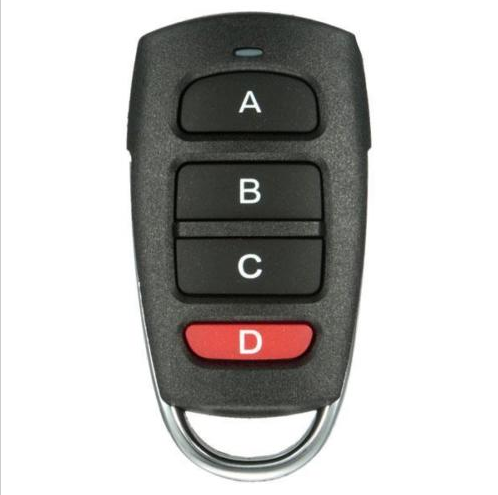 YET084 Garage Door Electronic Gate Remote Auto Remote Control Key
