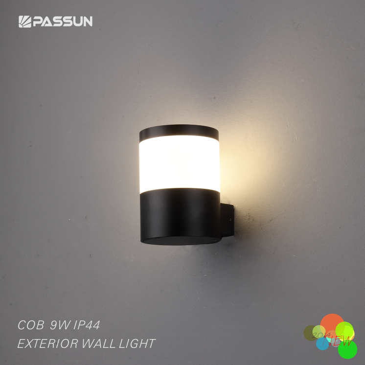 Led Outdoor Wall Lights& Acrylic 6w 38degree Led Wall Light& Ip65 ...