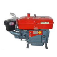ZH1130 Single Cylinder Horizontal 4 Cycle 30hp Diesel Engine
