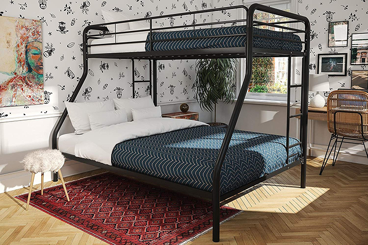 Free Sample Top Bottom Full Hestia Twin Plans Single Over Double Bunk Bed Buy L Shaped Covers Length Used Quilts Your Zone Premium Rails Rooms Twin Bunk Bed To Go Product