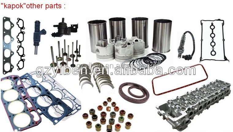 Cylinder Head Gasket Used For Auto Parts Isuzu 4bd1 Engine