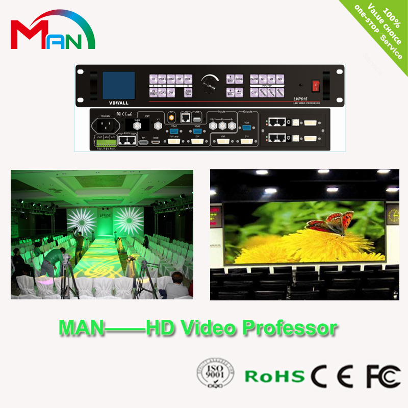 MAAN lvp 605/lvp615 video processor P10-32X160 RGB Alibaba <strong>express</strong> video P10 module LED