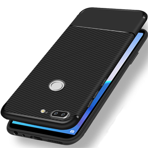 Anti fingerprint Shockproof Cover For Huawei Honor 9 Lite TPU Case