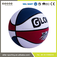 2016 Hot sale low price basketball leather , basketball rubber ball , custom basketball ball
