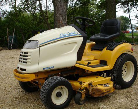Cub Cadet Hds3205 Garden Tractor Buy Garden Tractor Product on
