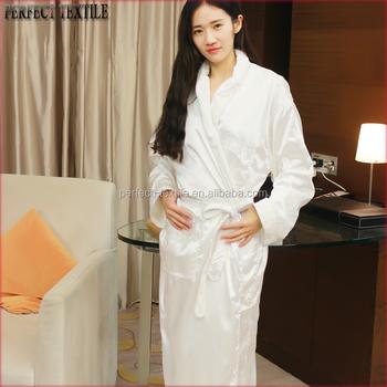 Top-class Wholesales Luxury Unisex Dressing Gown/bathrobe - Buy ...