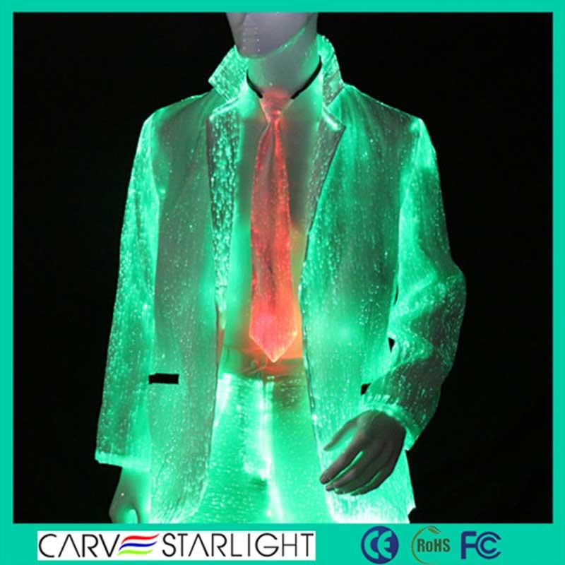 Luminous Wedding Tuxedos Light Up Prom Tuxedos Led Groom Suits - Buy ...