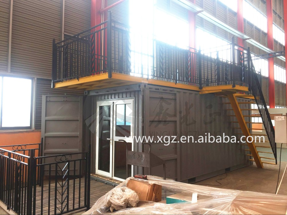 20ft living room/Mobile apartment /Prefab container homes for sale