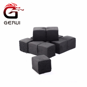 GERUI-012Q A Quality Product Charcoal Cubes Charcoal Buyer Lemon Charcoal For Hookah