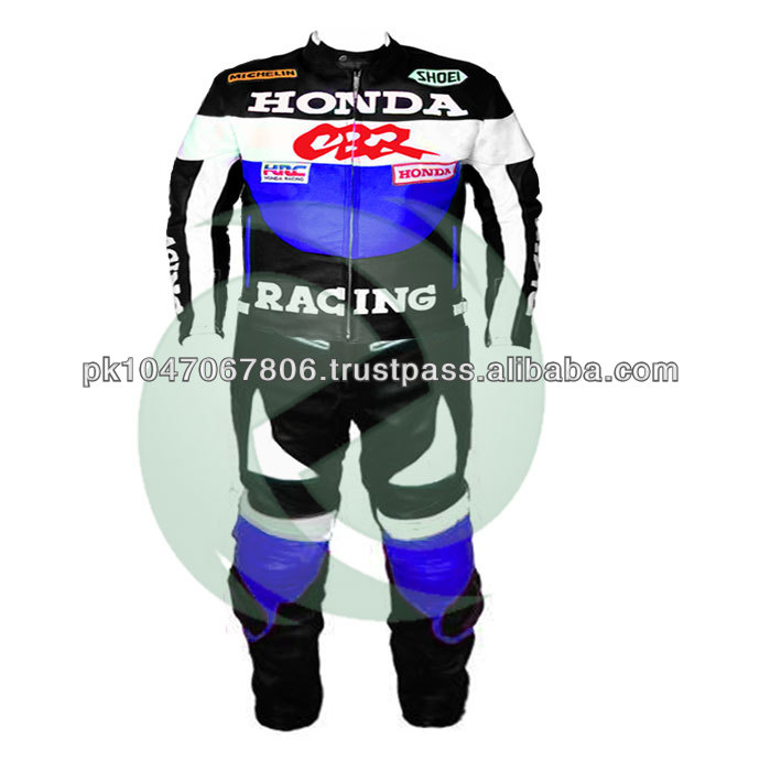 racing leather jacket ann matching trouser