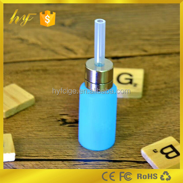 food grade soft silicone squonk e liquid bottle with easy filling oil function