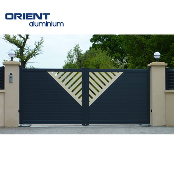 2017 Aluminium Walk Through Gate Sliding Gates Steel Gate Prices Philippines