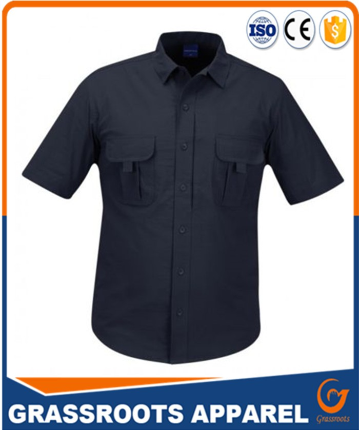 China supplier guangzhou factory mens cheap wholesale security uniform design security clothes custom security uniform