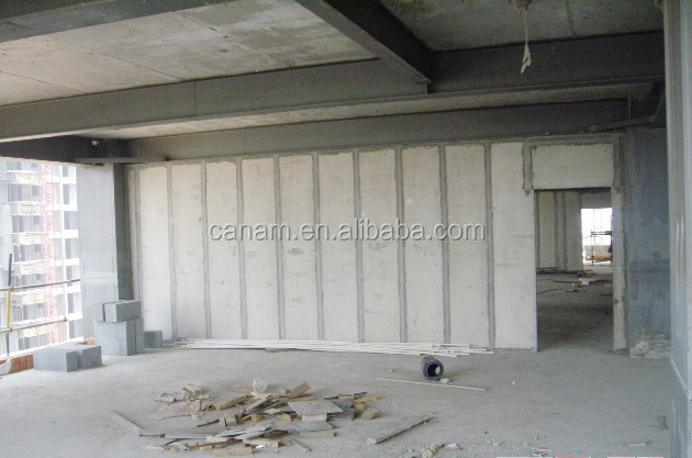 container house with EPS Cement Sandwich Panel Wall