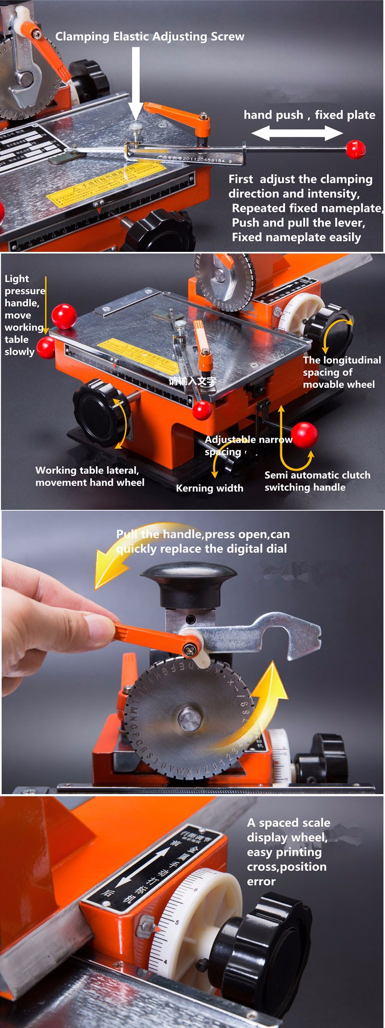 cheap small manual hand punch machine for aluminum plates punch