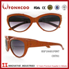 FONHCOO Top Sales High Quality European Designer Water Dot Frame Plastic Sunglasses