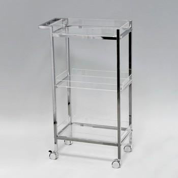Unieke 3 Tier Acryl Wiel Badkamer Trolley - Buy Product on Alibaba.com