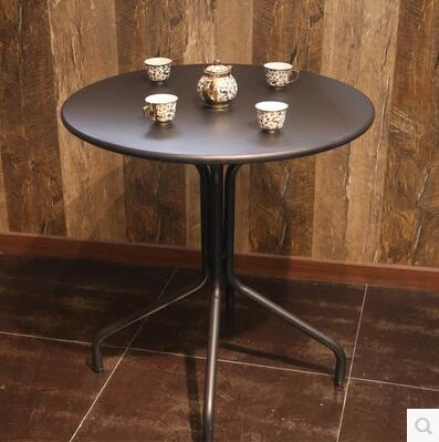 (SP-OC368 ) Garden Outdoor Furniture / Rattan Outdoor Cafe Coffee Shop Tables And Chairs