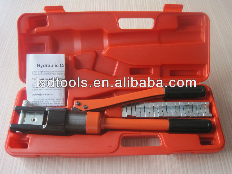 YQK-300 hydraulic cable lug crimping tool for crimping cable lug 10-300mm2