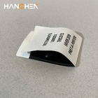 Hanchen Custom Fashion Garment high-density Woven Label With Brand Logo For Clothing