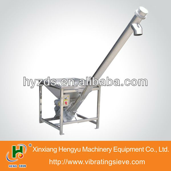 food grade powder screw conveyor