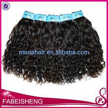 100% High quality and natural color bohyme brazilian wave