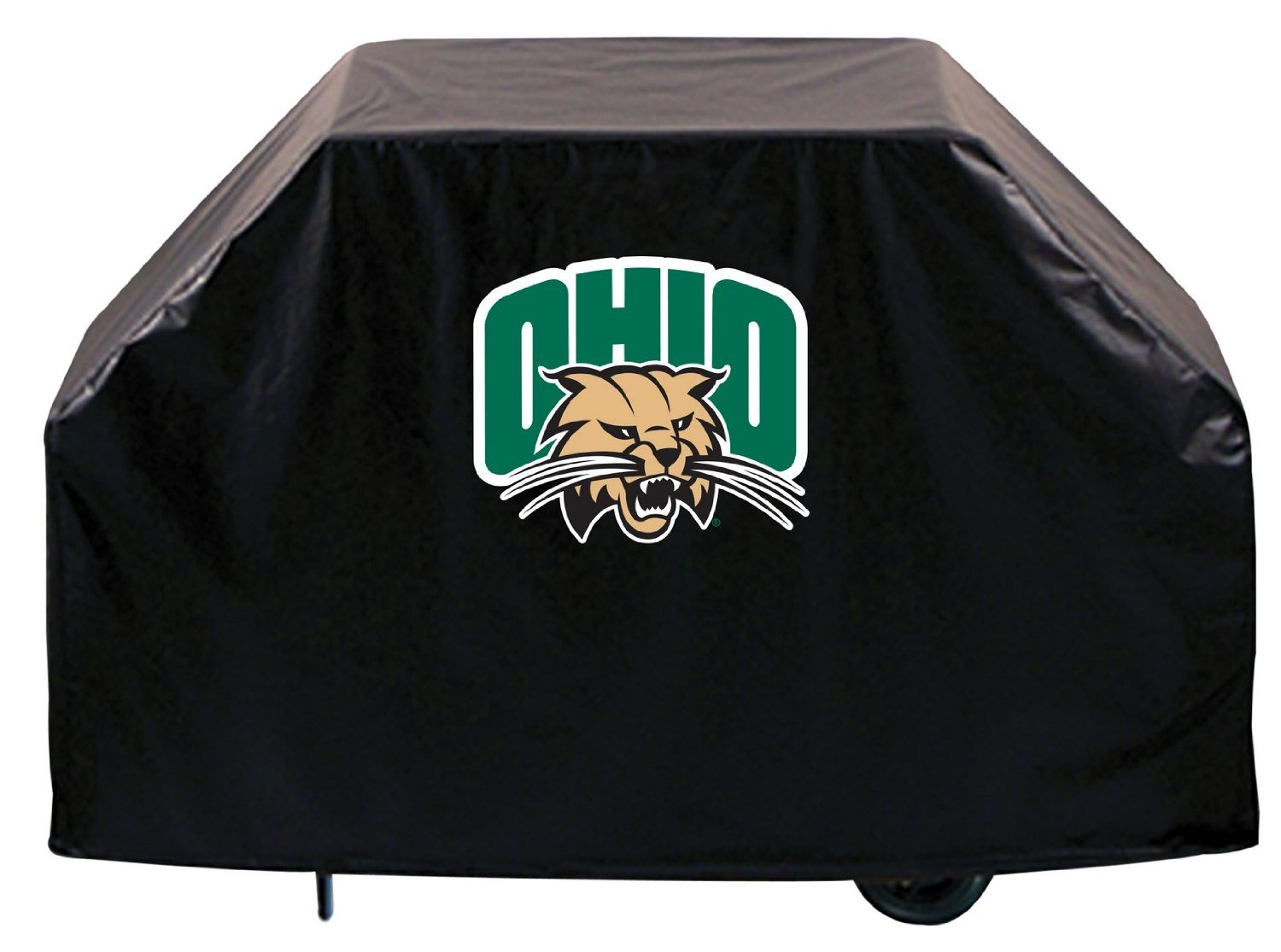 Team Sports Covers Northwestern Grill Cover with Wildcats Logo on Black Vinyl