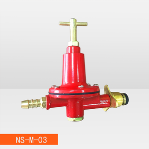 middle pressure gas ranges valves