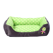 Brand New Lovely Little Dog Beds/Mats Soft Flannel Pet Dog Puppy Cat Warm Plush Bed