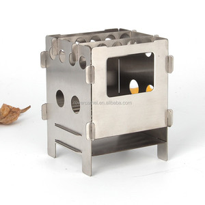 Rover camel cooking wood stove outdoor camping wood stove outdoor gas stove