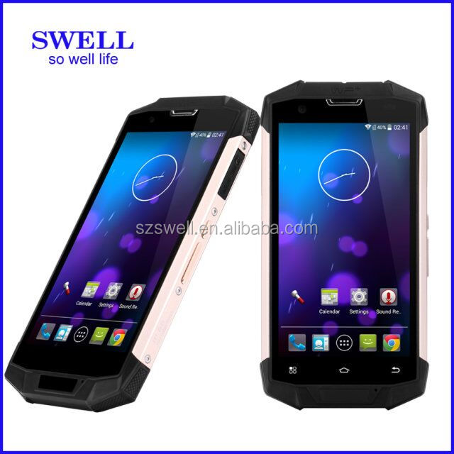android nfc device 5 inch Screen Quad Core MTK6735 2G+16G GPS/NFC/BT/4G Rugged Phone car model mobile phone