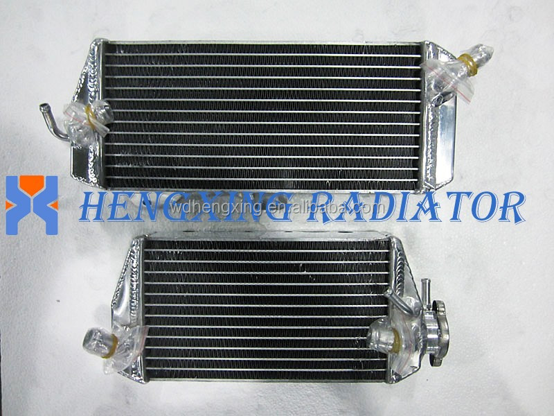 ALUMINUM RACING RADIATOR FOR Honda Goldwing GL1200 GL 1200 Aspencade Radiator