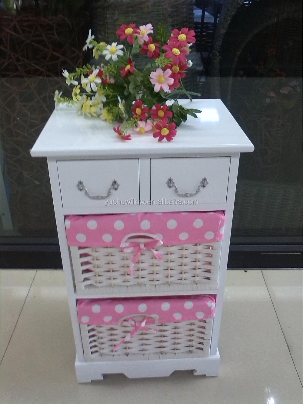 Willow Basket For Living Room Furniture