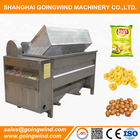 Automatic snacks oil-water fryer machine auto potato chips french fries water and oil frying equipment cheap price for sale