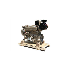 6 cylinders water cooling Cummins diesel engine NTA855-M450 for boat