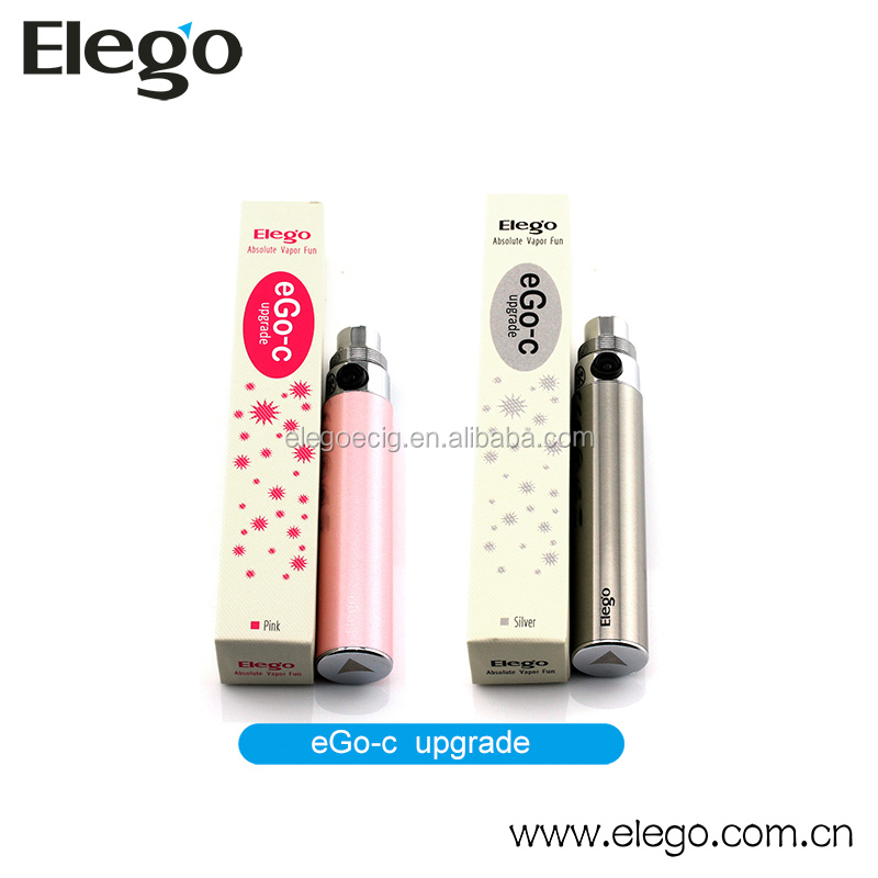 Elego EGO-C 650mah/1000mah Upgrade Battery Twist Hot Selling