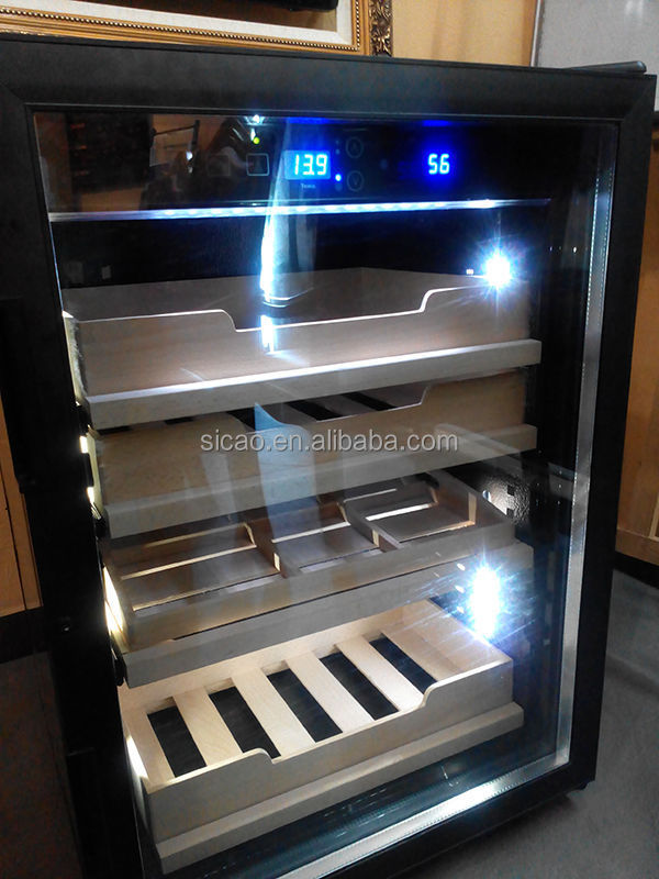 Electric Cigar Humidor Cabinet Cabinets Matttroy