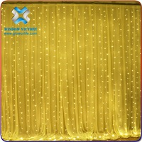 Hot Sale New Wholesale LED Curtain Christmas Light,led shower curtain