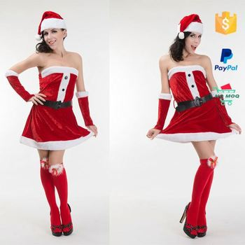 big stocks plus size christmas costumes for adults
