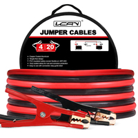 Booster Cable 1200Amp Jumper Cables Car Booster Cable