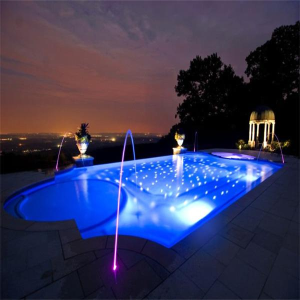 China Cheap Waterproof IP68 Pool Lights |LED Swimming Pool Light ...