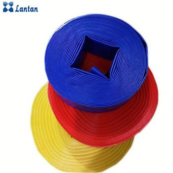 High Quality 4 Inch Industrial Use Pvc Layflat Hose