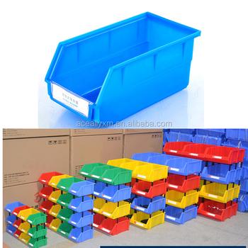 Warehouse Spare Parts Plastic Drawers Plastic Storage Bins For Wholesale -  Buy Plastic Bins,Plastic Storage Bins,Plastic Drawers Product on