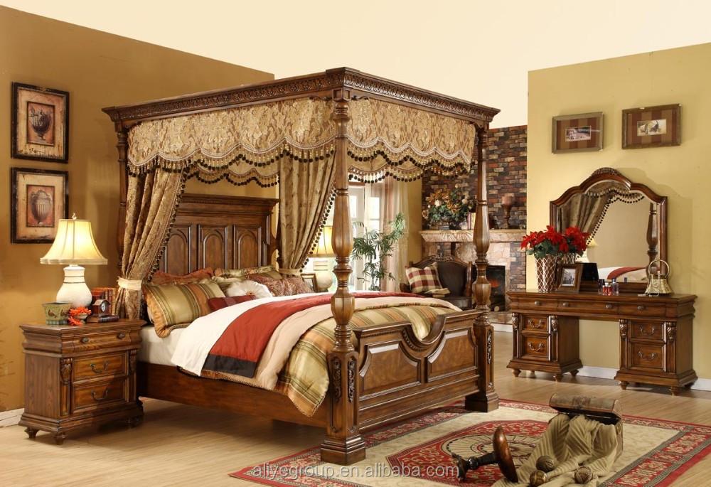 Catálogo de fabricantes de cama con dosel antigua de alta calidad ...